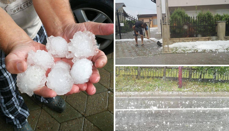 Na karlovačkom području još traju intervencije zbog oluje