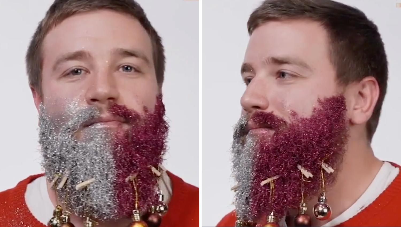 Ludi trend kod muškaraca! Za Božić umjesto bora - kite brade