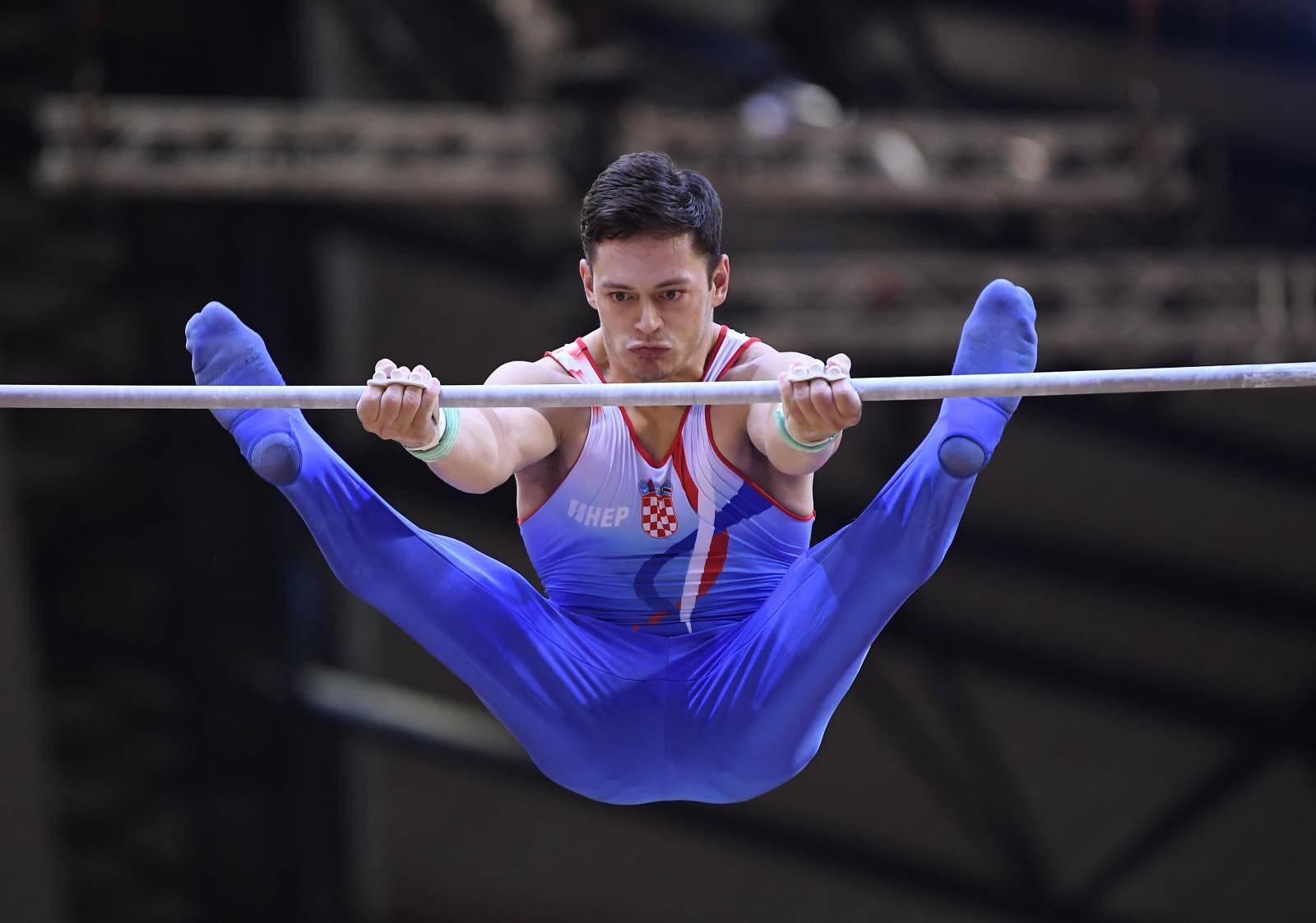 GES / Gymnastics / Gymnastics World Championship Doha, 25.10.2018