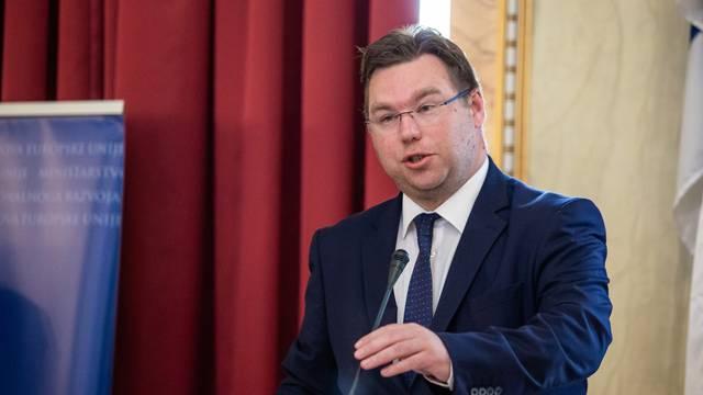 Zagreb: Ministar Pavić uručio ugovore o financiranju projekata nacionalnim i EU sredstvima
