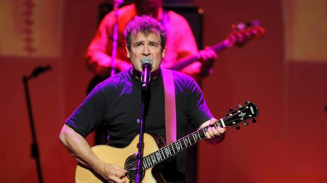 FILE PHOTO: South African singer Johnny Clegg performs during the South Africa Gala night at the Monte Carlo opera