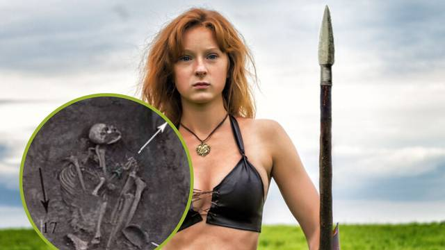 Otkriće 2500 godina starih ostataka ratnice 'Amazonke' u Armeniji šokiralo je istraživače