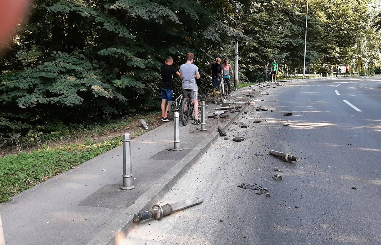 Napravio kaos u Maksimiru pa pobjegao: Pronašla ga policija