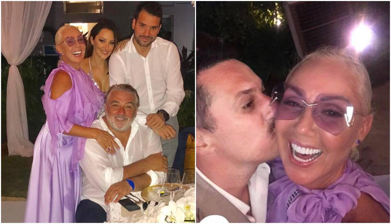 Brena u klinču: Njezin najdraži glumac ju je ljubio na Jamajci