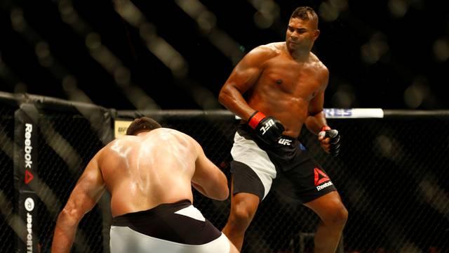 Mixed Martial Arts - UFC Fight Night -Alistair Overeem v. Andrei Arlovski