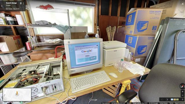 """Iz ove garaže je sve krenulo: Istražite prvi Googleov """"dom"""""""