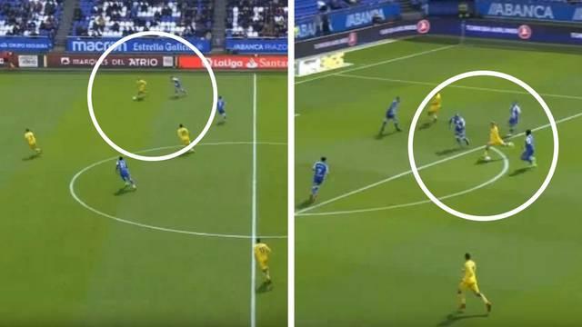 Sjajan solo gol Halilovića! Je li to Messi ili hrvatski veznjak?!