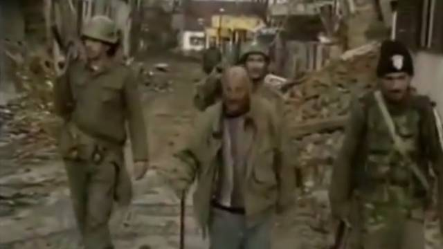 Ušao je u Vukovar čim je pao: 'Leševe su slagali kao cjepanice, ubijali su i silovali po kućama...'