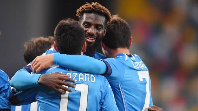 Serie A - Udinese v Napoli
