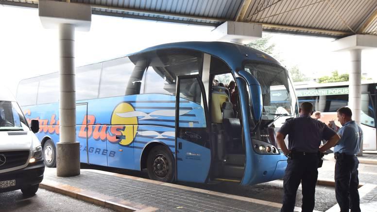 Bus se 'zagubio' na putu do Zagreba, putovali 9 i pol sati