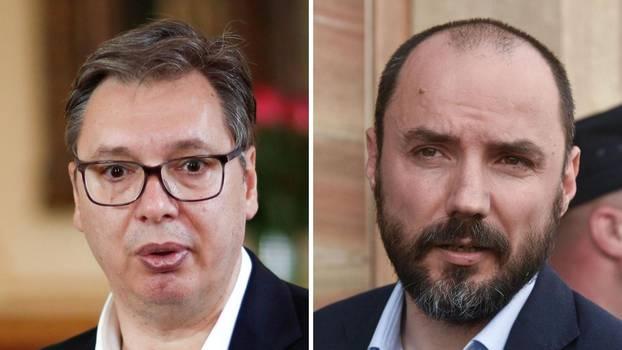 NEKI NOVI KLINCI! Mediji u Srbiji šokirani što Milošević ide u Knin, Vučić kaže: 'Trudit ću se da ih razumijem,  ti ljudi ipak tamo žive'
