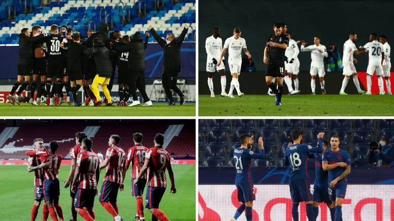 Gotova grupna faza: Poznati svi sudionici 1/8 finala Lige prvaka
