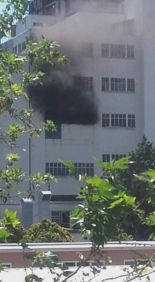 Požar u termoelektrani Plomin:  'Čuo se prasak, suknuo je dim'