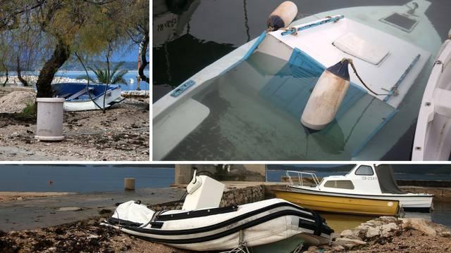 Tuga u Brodarici: Spašavao je brodicu, kći ga izvukla mrtvog