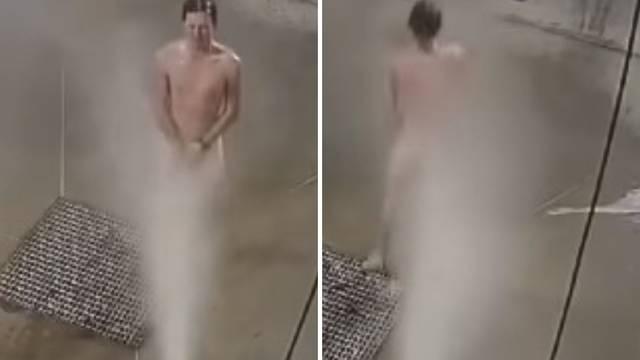 Video: Gol se tuširao u praonici automobila. Sad ima veliki problem. Jer to nije bila voda