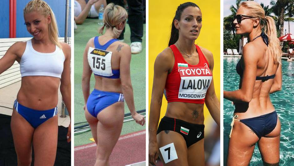 Seksi atletičarke: Od Klišine do Španović, jedna ljepša od druge