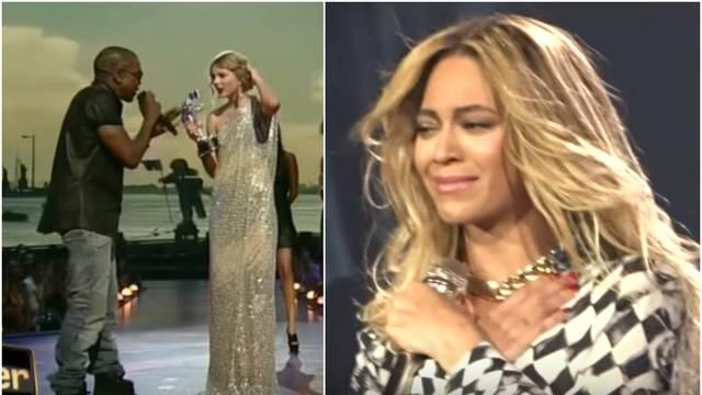Nakon što je Kanye osramotio Taylor, Beyonce je zaplakala...
