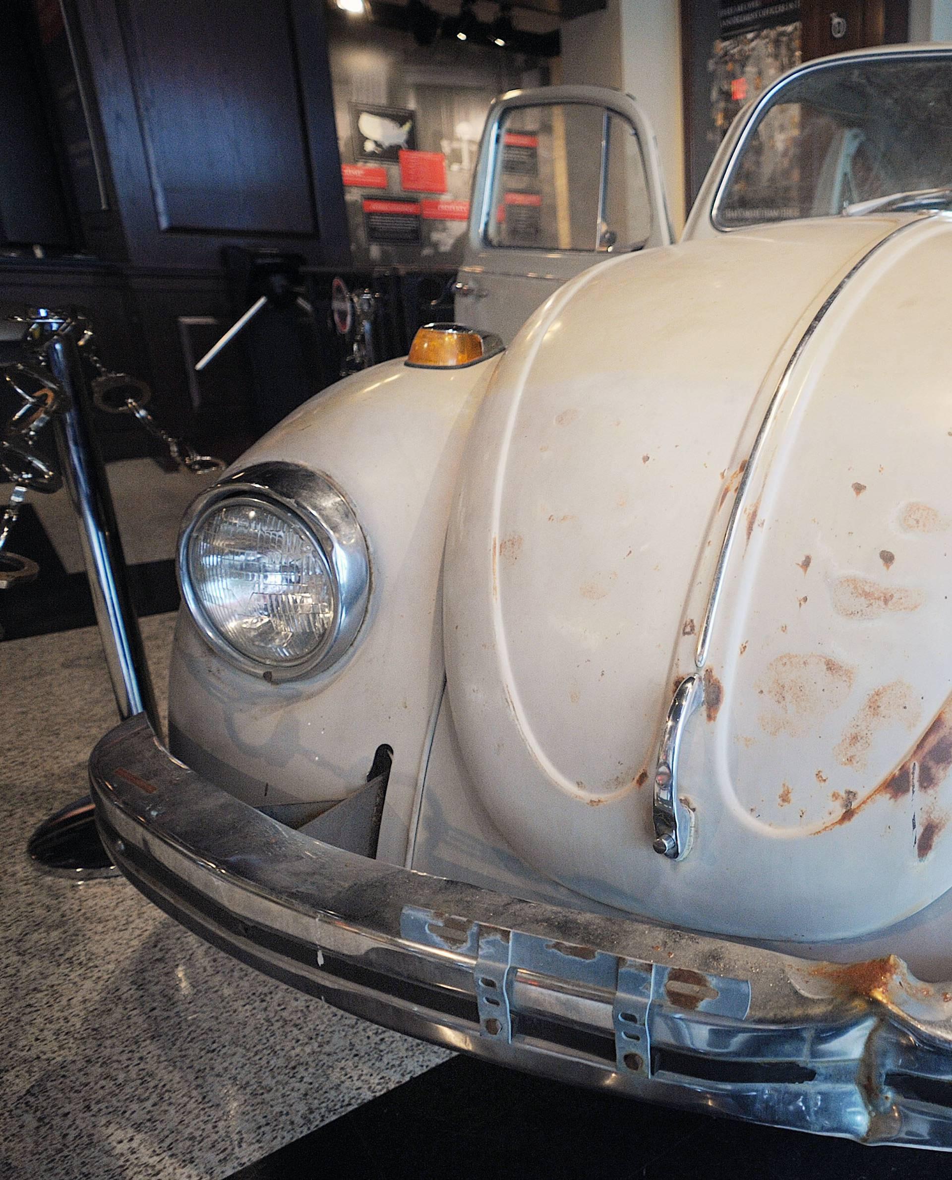 Ted BundyÕs VW Beetle- DC