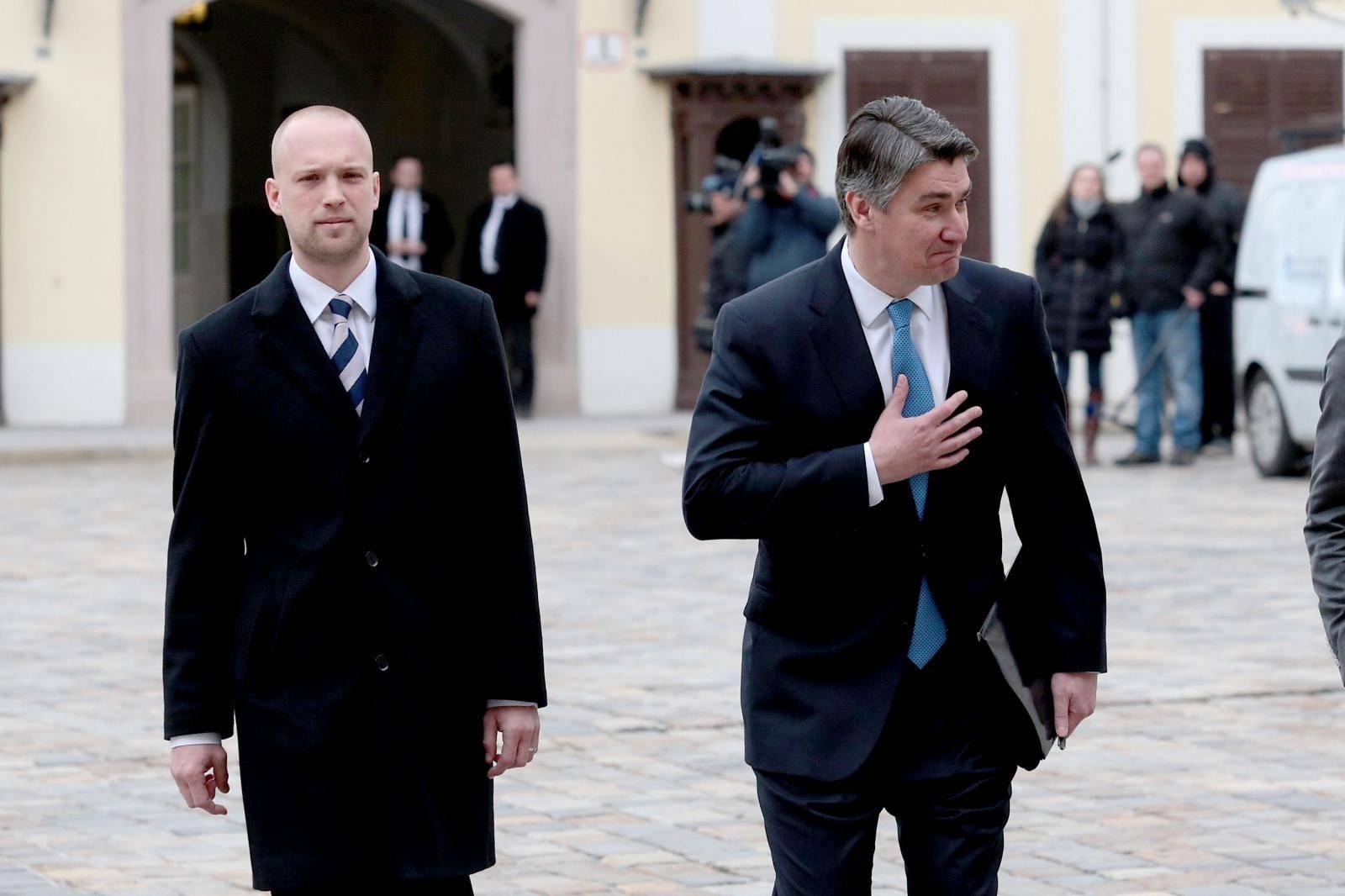 Milanović bi trebao svjedočiti u ponedjeljak na suđenju Sauchi