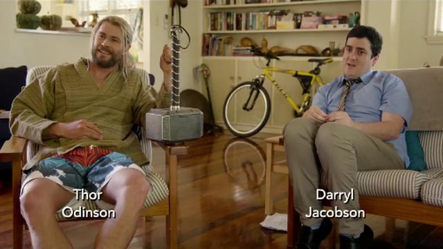 Lažni dokumentarac pokazuje čime se Thor bavio ovo vrijeme