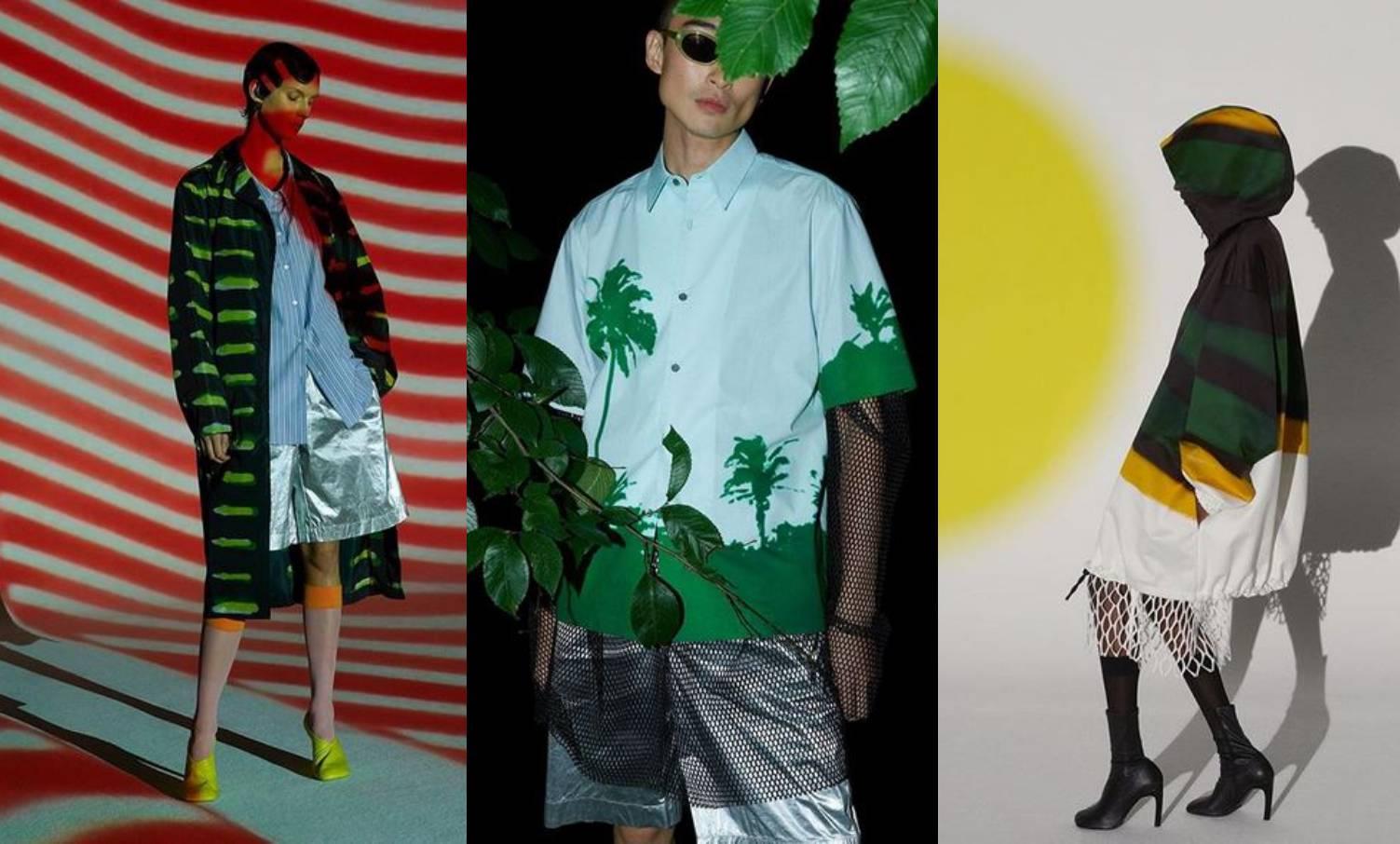 Dries Van Noten donosi susret raznolikih tekstura i jakih boja