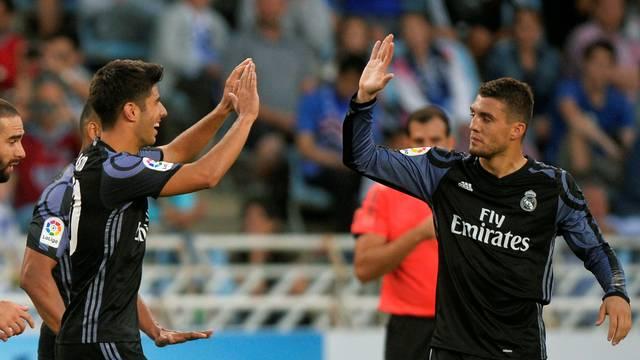 Football Soccer - Real Sociedad v Real Madrid