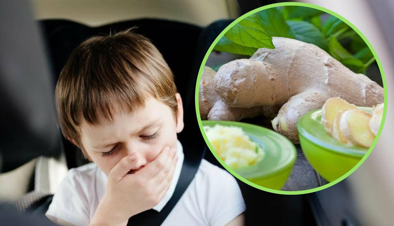 Đumbir smanjuje učestalost i intenzitet povraćanja kod djece