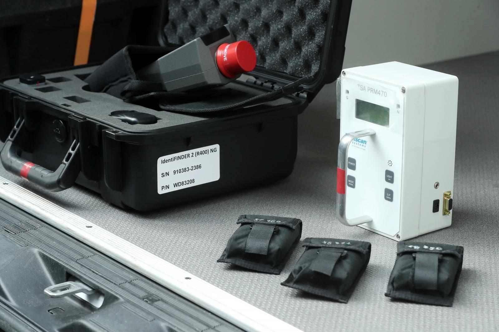 SAD su našoj policiji poklonile opremu za otkrivanje zračenja