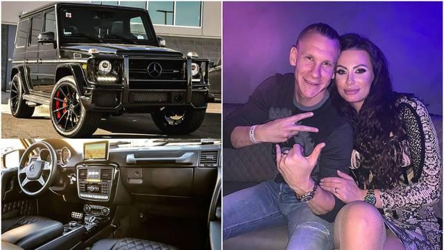 Ivana Vida se hvali luksuznim darom: Muž joj kupio Mercedes