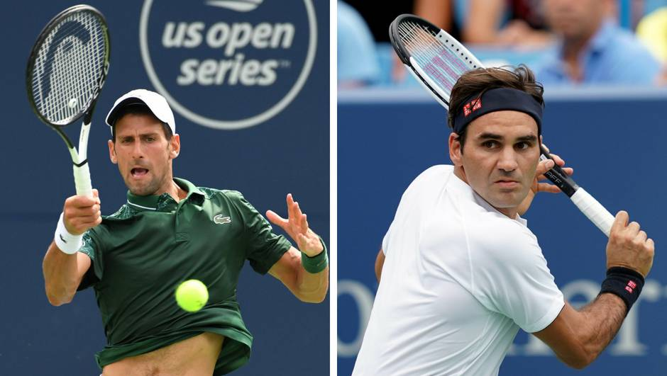 Đoković protiv Federera igra za titulu, Srbin na pragu povijesti