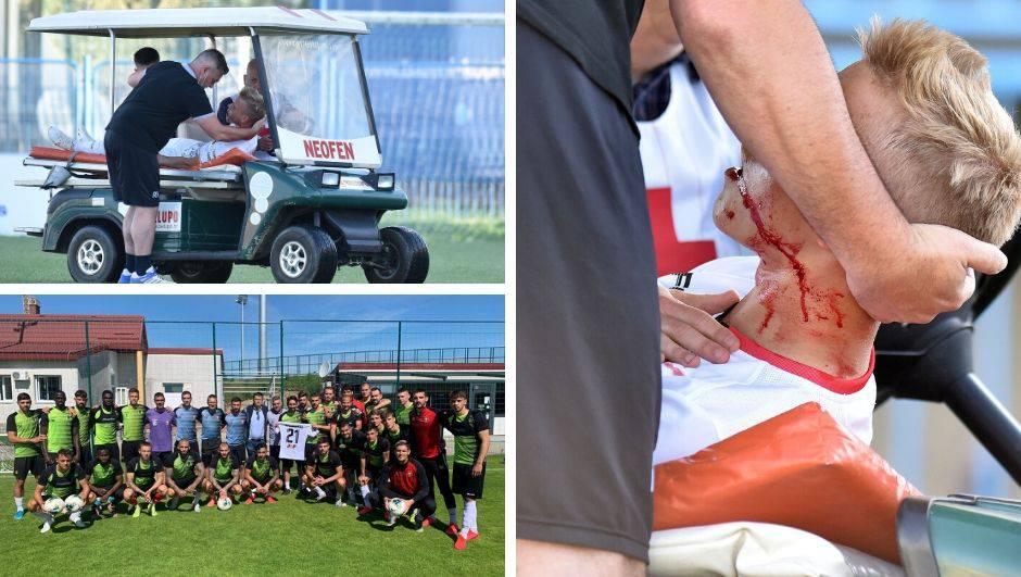 Igrača Gorice hitno su operirali: Ugradili su mu pločice u čeljust, neće moći jesti krutu hranu...