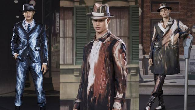 Nova linija iz Moschina: Kao da je netko prolio boju na odijela
