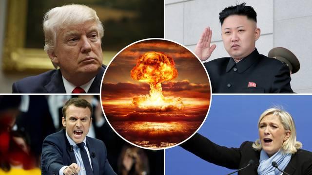 Nuklearni rat, raspad europe ili nešto treće: Što će se dogoditi?