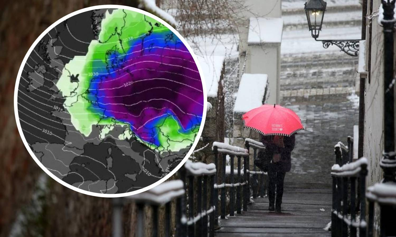 Svaki dan bit će sve hladnije, a idući tjedan moguć je i snijeg!