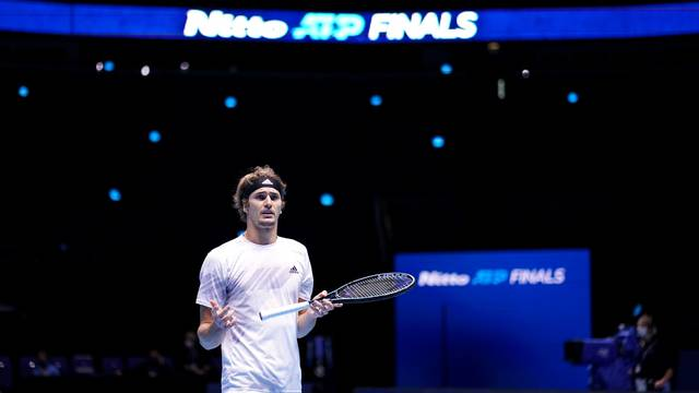 Nitto ATP Finals - Day Six - The O2 Arena