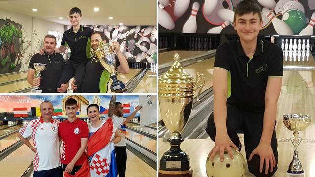 Naše bowling čudo: Pobijedio sam klupske kolege, kod nas se od ovog sporta ne može živjeti