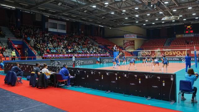 Odbojkasice zagrebacke Mladosti pobijedile banjalucki BL Volej r