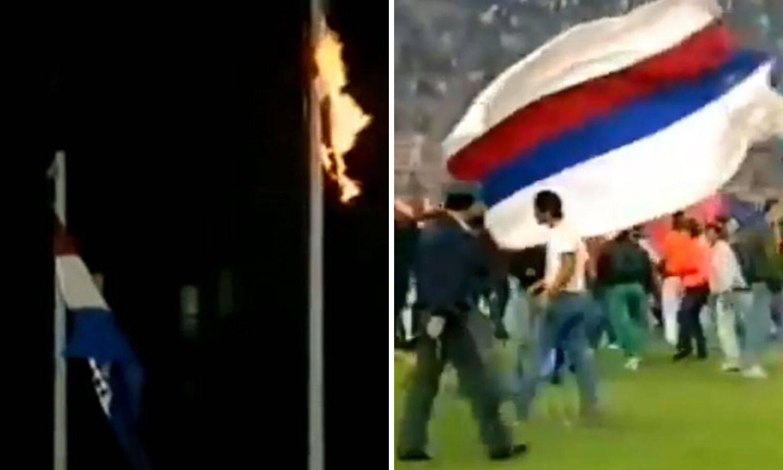 Dan kad je nestala Jugoslavija: Na Poljudu je gorjela zastava...