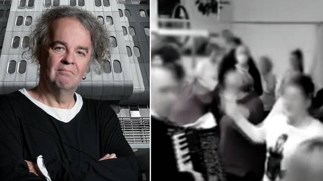 Jergović: Nije bolnica u Dubravi mrtvačnica, pa da se u njoj ne slavi i ne pjeva