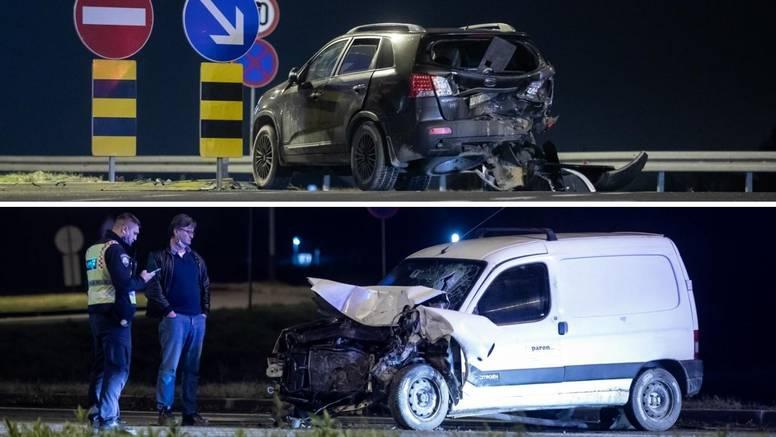 FOTO Užas kod Velike Gorice: Jedan mrtav  u sudaru dva auta