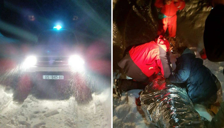 Ledena smrt: 'Magla, hladnoća, jak vjetar i snijeg bili su kobni'