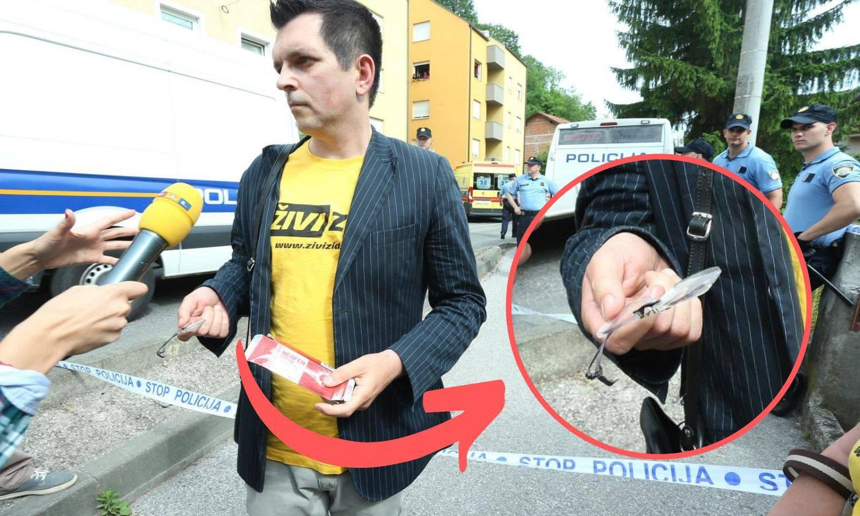 Bunjac tužio državu jer su mu razbili Dolce&Gabbana naočale