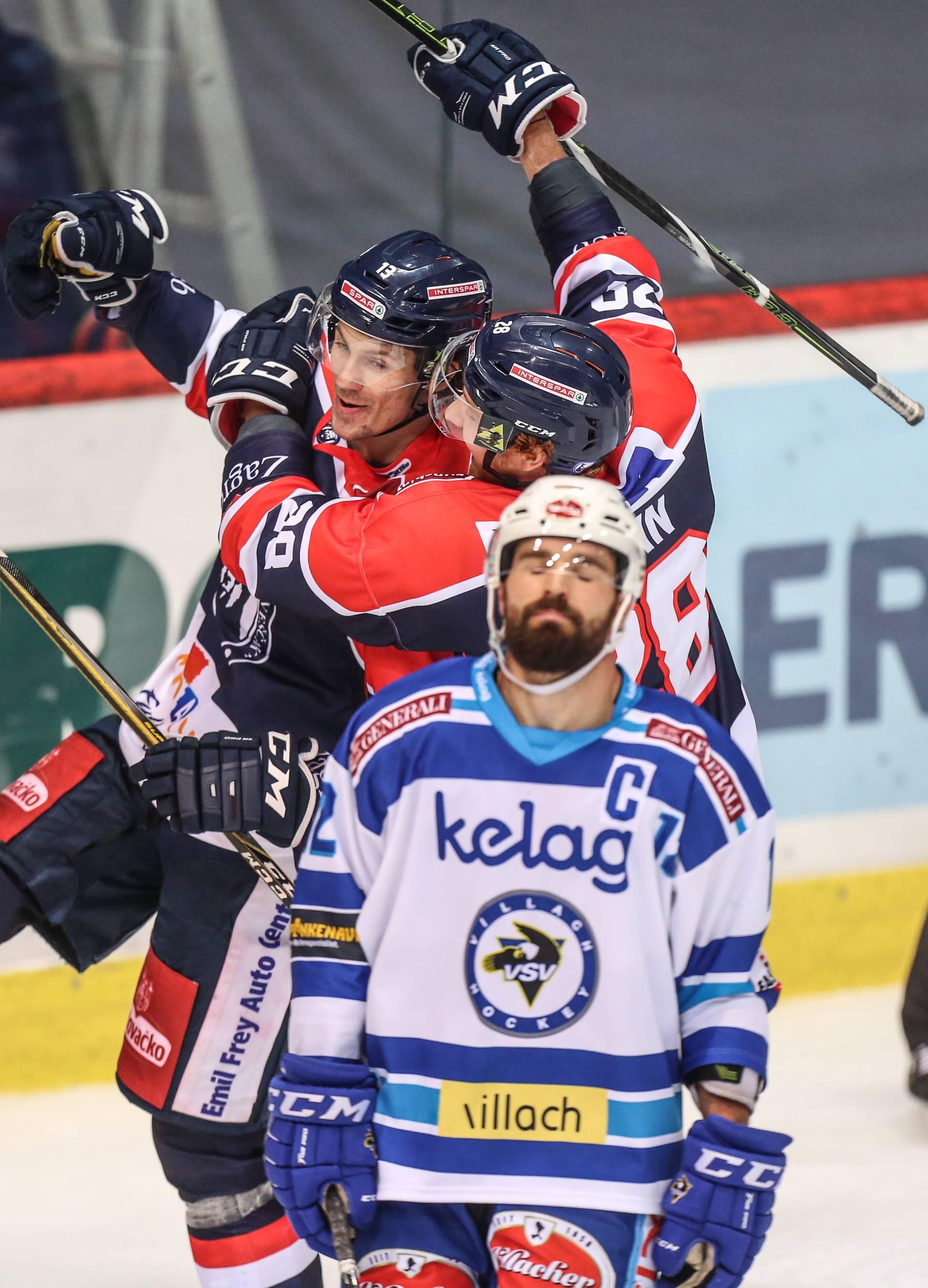 KHL Medvescak - EC VSV
