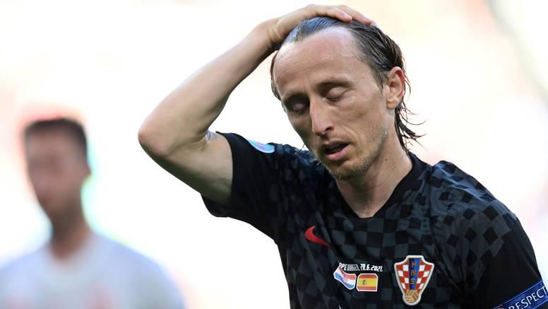 Luka Modrić otpao za teške utakmice u Rusiji i Slovačkoj!
