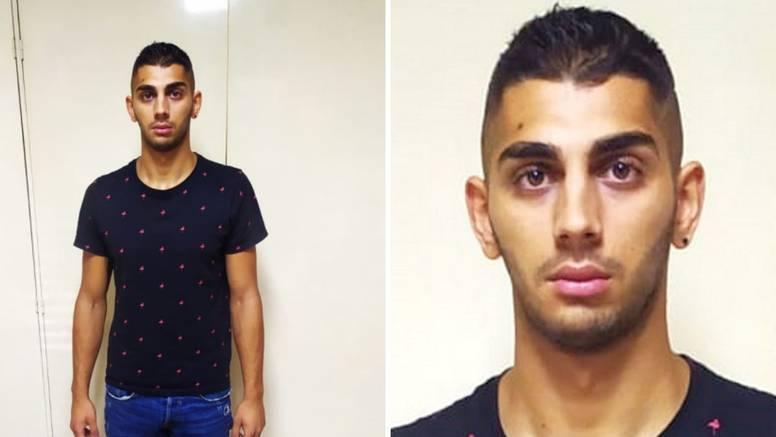 ZG policija uhvatila je bjegunca Šerifa koji je udario policajca i zbrisao. Bježao im je 4 dana