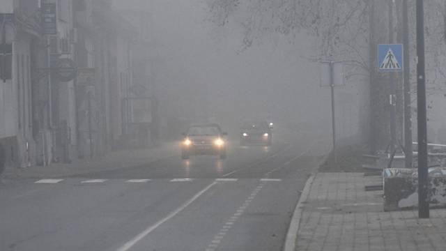 Zabrinjavajuće onečišćenje zraka u Slavonskom Brodu