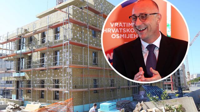 Vrdoljak u Splitu gradi stanove vrijedne čak 16,4 milijuna kuna