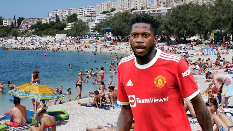 Zvijezda Uniteda nije smjela u Brazil pa je došla - u Dalmaciju