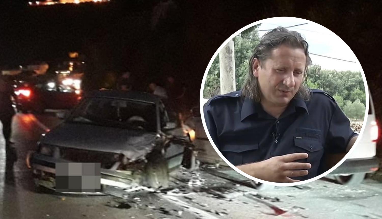 Šef dubrovačkih vatrogasaca pijan sudjelovao u sudaru: 'Dao sam mandat na raspolaganje'