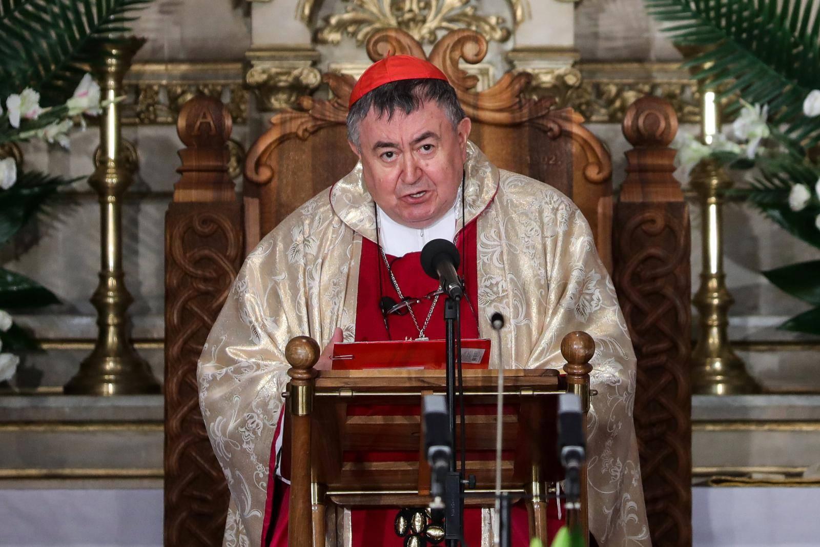 Kardinal Puljić: Svakoj nevinoj žrtvi dugujemo isto poštovanje